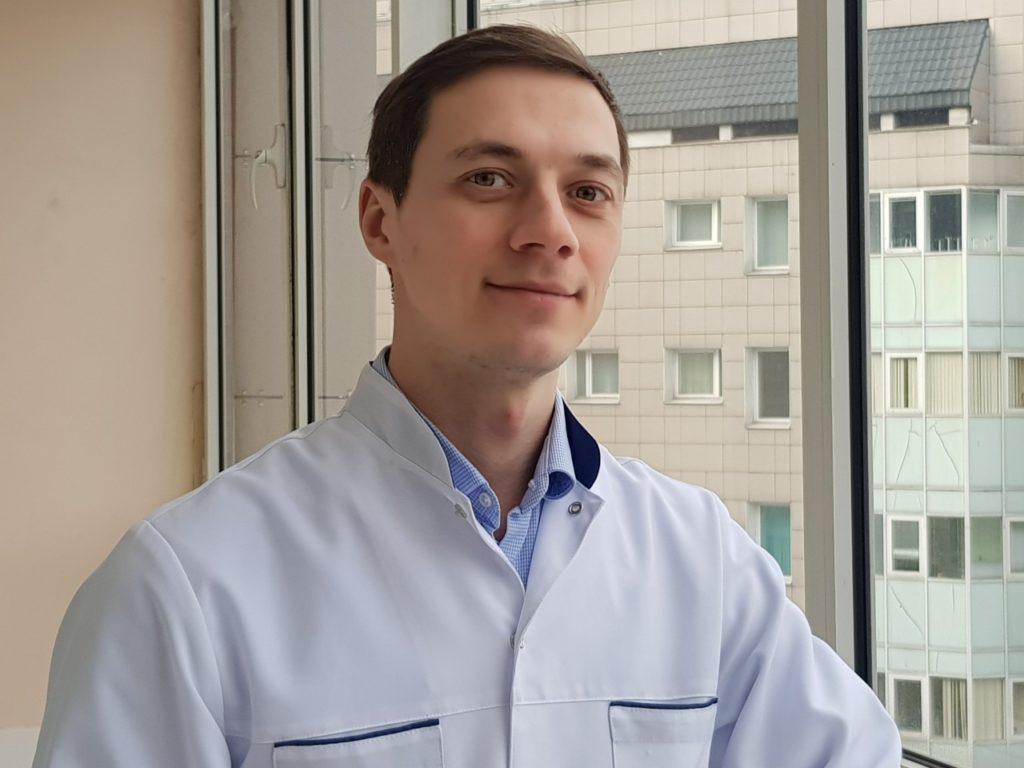 Михаил Бочкарёв