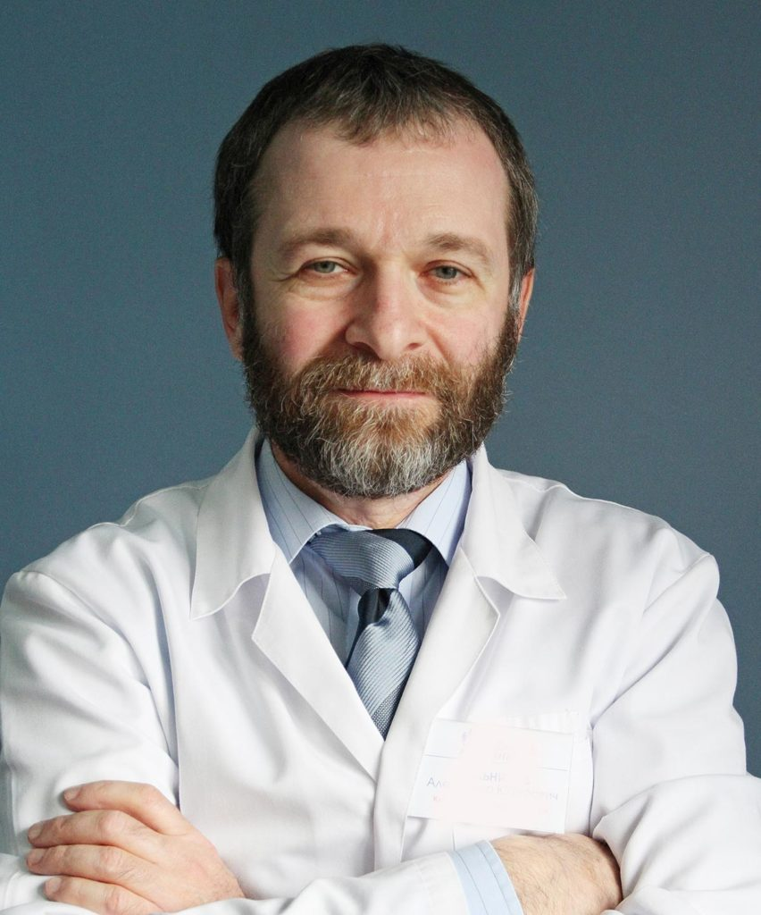 Сомнолог Александр Юзефович Мельников